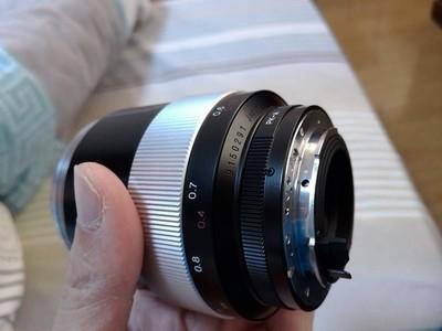 福伦达 Macro APO-Lanthar 125mm F2.5 SL  PK(宾得)卡口