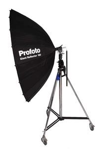 Profoto 6英尺(180mm)新款 银色巨型反光伞