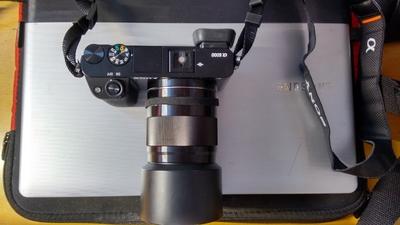 索尼ILCE-6000+E16-50mm +E50mm F1.8