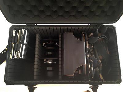 大画幅 4X5 用 摄影箱 专为4X5设计