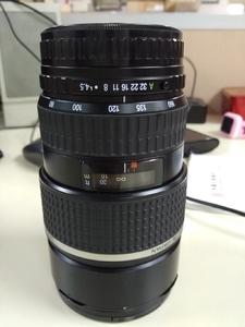 宾得 FA645 80-160mm f/4.5