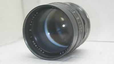 FUJINON 1:2 f=10cm FUJI PHOTO FILM CO.700108