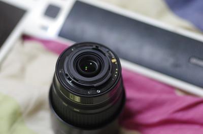 宾得 DA L 55-300mm f/4-5.8ED+XPRO近摄镜(配套,全新)