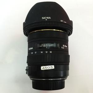 93新  适马 10-20mm f/3.5 EX DC HSM镜头,佳能口