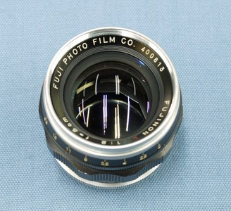 【三茂】Fuji/富士 L50/2 镜头 L39螺口