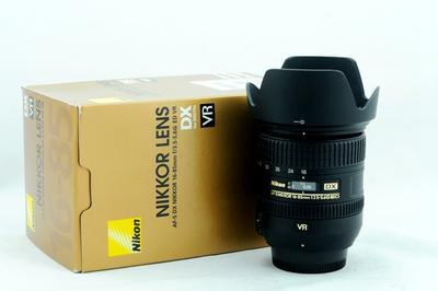 纯个人自用99新尼康 AF-S DX尼克尔 16-85mm f/3.5-5.6G ED VR