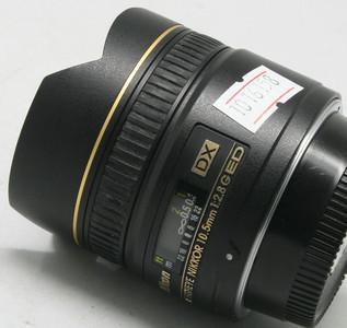 95新【尼康】 AF DX 10.5mm f/2.8G ED鱼眼(1016158)