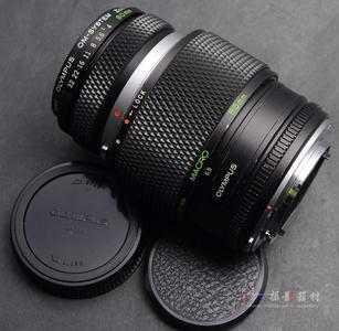 OLYMPUS 奥林巴斯 OM 80/4+65-116接环 80mm f4.0
