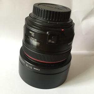 出售99新佳能镜头EF 50mm f/1.2L USM