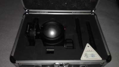 luland(璐郎德)CQ-52球形全景云台