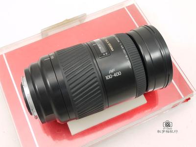 美能达 AF100-400mm F4.5-6.7 APO【良品带原厂镜头筒20502768