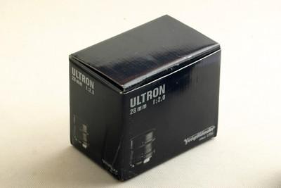 福伦达 Ultron 28mm f/2
