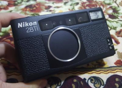 成色非常好的尼康nikon 28TI