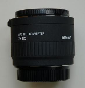 适马 尼康口 自动对焦 增倍镜 增距镜 二倍镜 (SIGMA)APO 2X  DG 增距镜 尼康口
