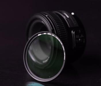 Nikon/尼康单反镜头AF-S 50mm f/1.8G 正品行货 +德国DK 超薄UV镜