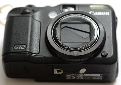 佳能 G12照相机,基本全新,99.99%