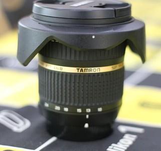 腾龙 SP AF10-24mm f/3.5-4.5 Di II LD  B001尼康卡口
