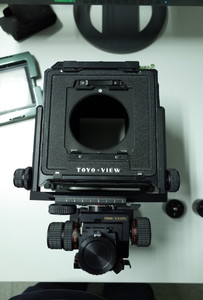 TOYO 星座VX125座机 全功能超轻便4X5大画幅相机