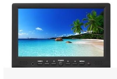 百视悦BSY708 7寸高清IPS专业全视角摄影监视器 单反HDMI输入信号