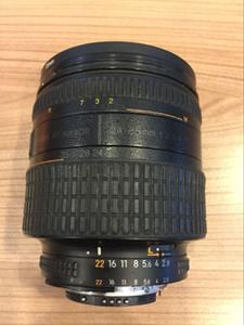 低价转让 尼康24-85mm 1:2.8-4D镜头