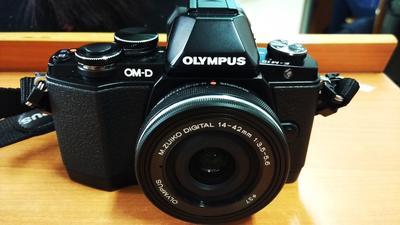 Olympus/奥林巴斯 E-M10套机(14-42mmEZ) 微单反相机单电微单EM10