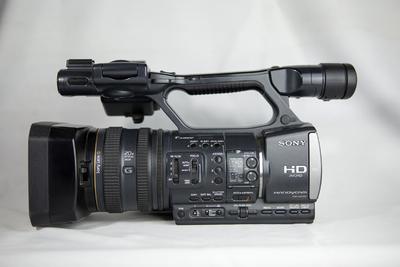 索尼 HDR-AX2000E  无拆无修