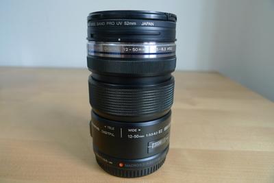奥林巴斯 M.ZUIKO DIGITAL ED12-50mm f/3.5-6.3 EZ,98新