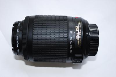 尼康 AF-S DX Nikkor 55-200mm f/4-5.6G ED