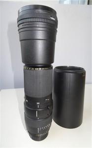 腾龙 SP AF 200-500mm f/5-6.3 Di LD IF(A08)尼康卡口