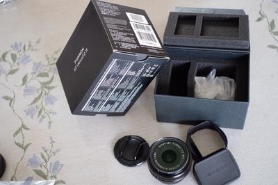 富士 XF18mm f/2.0 R