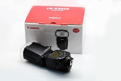 充新品佳能600EX-RT高速闪光灯,使用很少99新支持置换