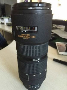 全新未使用的80-200MM镜头