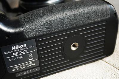 尼康MB-D200(原厂正品)手柄