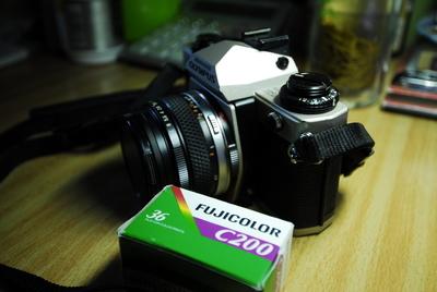 奥林巴斯OM4Ti+奥林巴斯OM50/1.8镜头套机