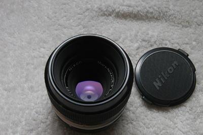 AUTO 55 3.5  尼康微距镜头
