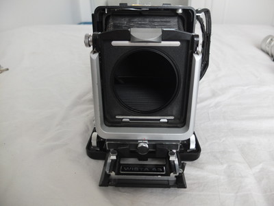 威士达 WISTA 维斯塔45D型大画幅相机