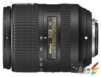 尼康 DX 18-300mm f/3.5-6.3G ED VR