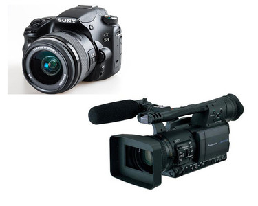 松下AG-153高清摄像机