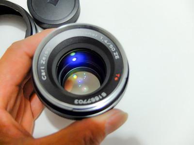 卡尔·蔡司 Planar T* 50mm f/1.4 ZE