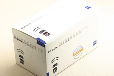 卡尔·蔡司 Distagon T* 35mm f/2 ZE包装全,行货!
