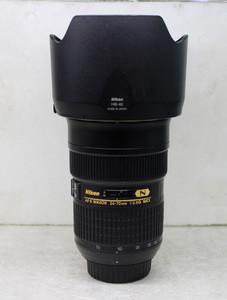 尼康 AF-S Nikkor 24-70mm f/2.8G ED完美成色如新