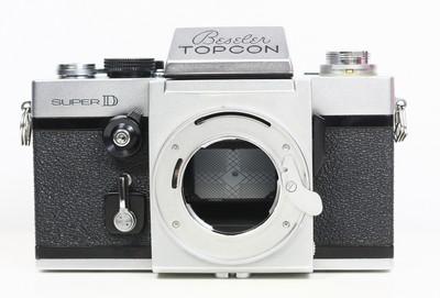 拓普康 TOPCON SUPER D 日产135单反相机 EXA口
