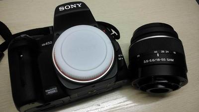 超新索尼A450套机美能达70-210大F4小F4.5-5.6两只镜头