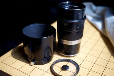Leica/徕卡 ERNST LEITZ Thambar 90 2.2