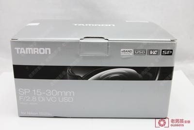 腾龙 SP 15-30mm f/2.8 DI VC USD(A012N) 超广角变焦镜头全新日本带回