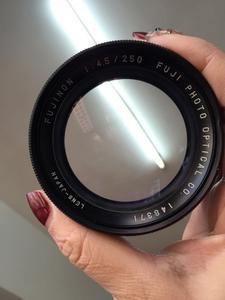 富士龙FUJINON 250mm/F 4.5 镜组一套