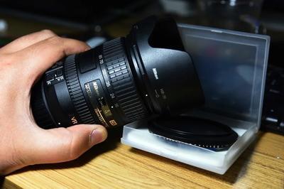 尼康 AF-S DX尼克尔 16-85mm f/3.5-5.6G ED VR