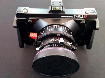 骑士sw612d 套机  可接数码后背 大画幅 骑士相机  可接飞思后背