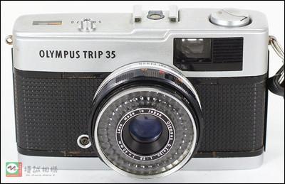 奥林巴斯 TRIP 35  旁轴胶片相机(40/2.8镜头)编号505676