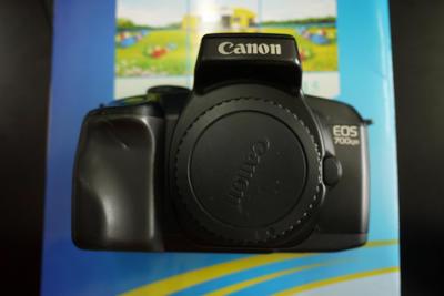 佳能EOS700胶片相机 功能完好,140元不包